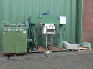 Used Talleres Miralles MPHDH-1000 Multishaft mixer