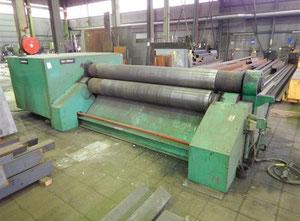 Schäfer SRMVHY, 2500 x 30 mm Plate rolling machine