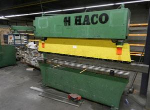 Haco PPES 60 ton x 2600 mm CNC Abkantpresse CNC/NC