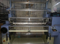 Macchina per lavorare la maglia rettilinea Comez Decortronic 1000 EL ... 41eb18b6f8a