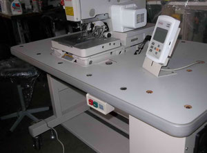 Korea SunStar BH 6000-01 Automatic sewing machine