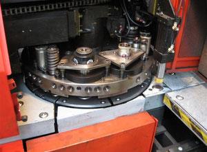 Amada Europe 258 CNC punching machine