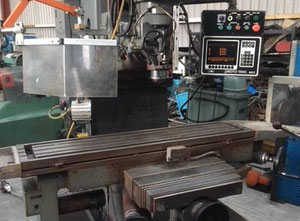 XYZ 4000 cnc vertical milling machine