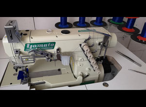 Yamato VF2500-156M-8 Automatic sewing machine