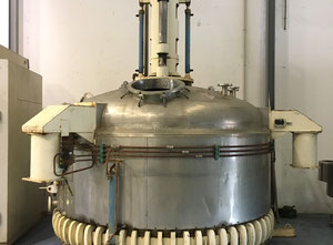 Nutsche Filter - Zentrifuge