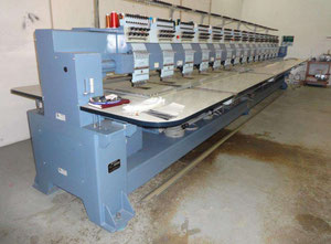 Machine à broder Happy HMF-W1015-58 TTC