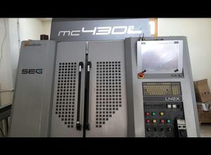 Vysokorychlostní obráběcí centrum Sodick MC 430 L