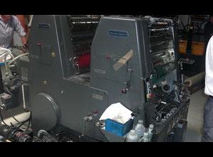 Heidelberg GTOZP 46 Offsetdruckmaschine 2 Farben