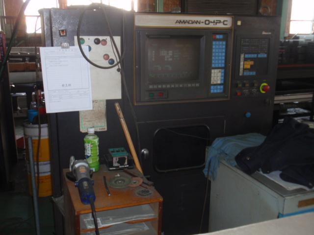 Amada Coma 567 58 Station Cnc Punching Machine Exapro