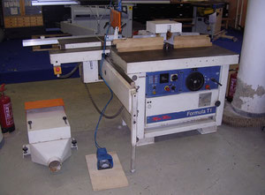 SCM Formula F1 Wood milling machine