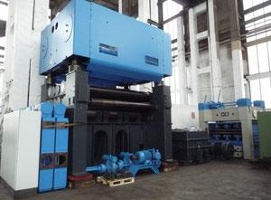 UBR 7/16 Plate rolling machine