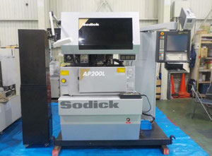 Sodick CNC Wire Cut EDM Machine AP-200L (2008)