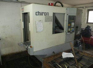 Chiron FZ 08W Machining center - vertical
