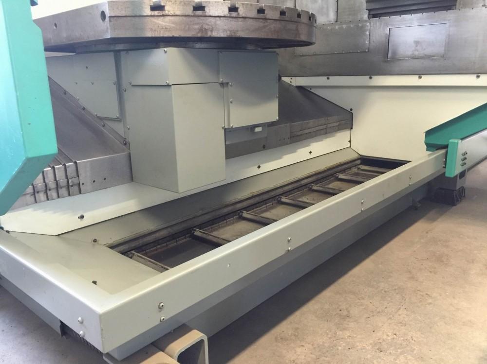 Deckel Maho DMU 125P Machining center - horizontal - Exapro