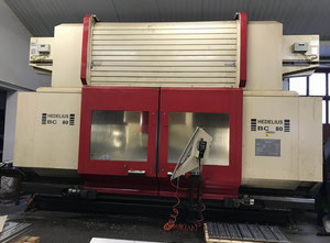 Fresatrice cnc orizzontale Hedelius BC 80