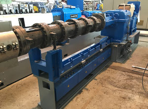 Used Berstorff ZE 60 A Extrusion - Twin screw extruder