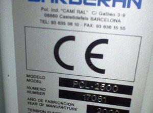 Barberan PCL 20/45-2500 Plant