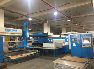 Finn Power TRS5 SBF3 / AM CNC punching and shearing machine