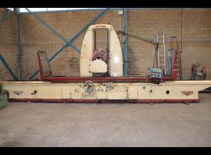 Mattison 3600 Flachschleifmaschine