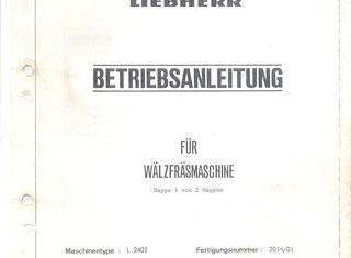 Liebherr L 2400 P80701005