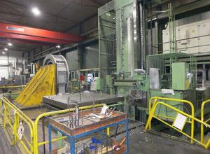 WOTAN Rapid 3K CNC Tischbohrwerk