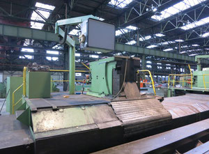 Waldrich Siegen WSD 2400/100 NC Drehmaschine CNC