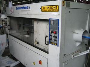 BATTENFELD Cutting & chamfering machine