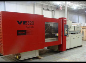 Negri Bossi VE320-1700C Injection moulding machine (all electric)