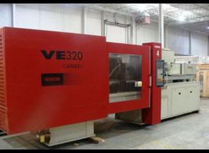 Negri Bossi VE320-1700C Eine elektrische Spritzgießmaschine