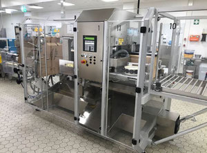 Used PESTER – PEWO-form UVP2 Case packer