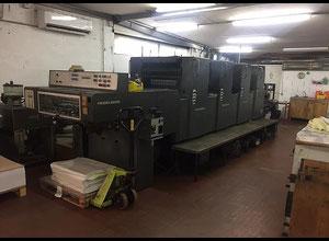 Heidelberg MOVPH 4 Farben Offsetdruckmaschine