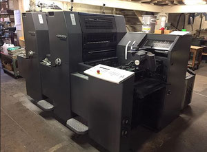 Heidelberg PM 52 2 Offset two colours