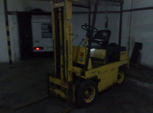 Zremb Gliwice 20001 Electric forklift