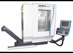 Centro di lavoro 5 assi Mikron UCP 600