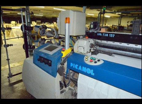 Używana maszyna - krosna pneumatyczna Picanol Omni Plus 800 Maszyny ... 261c079e75
