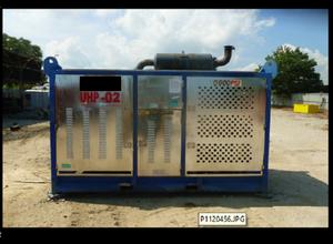 pompe industrielle KAMAT Triplex Plunger Pump (K25036-3G)
