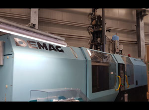 Demag ergotech 200 610 120 Injection moulding machine