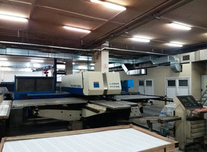 Machine combinée poinçonneuse-laser Trumpf Trumatic 600L