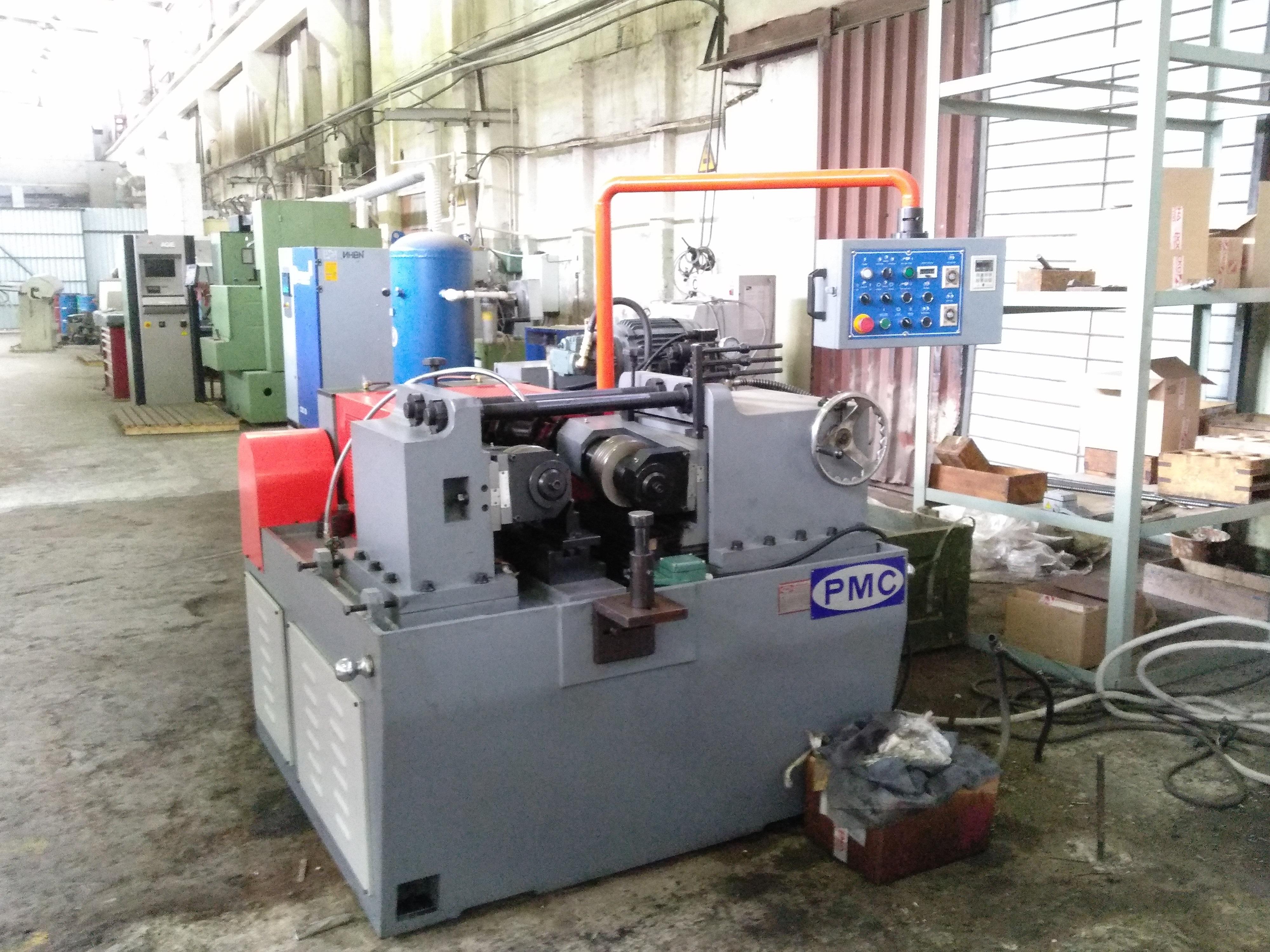 PMC PM-60VS Thread rolling machine - Exapro