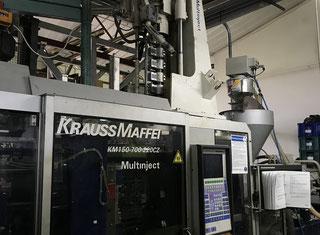 Krauss Maffei KM 150-700-220 CZ Multinject P80717066