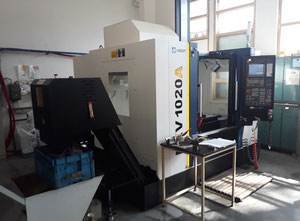 YCM NXV 1020A Machining center - vertical