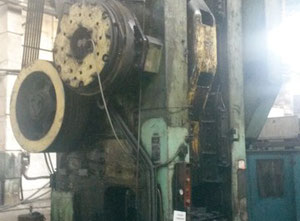 Used Russa 1000 MT Forging press