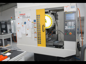 Fanuc Robodrill Alpha D21LiA5 Machining center - vertical