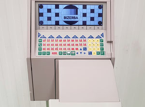 Bizerba GH Etikettiermaschine