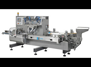 Schib Packaging S.R.L. CO 90 E Schlauchbeutelmaschine - Horizontal - Flowpack