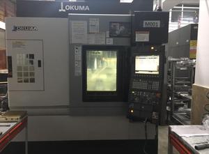 Obráběcí centrum - 5 osé Okuma MU-400 VA