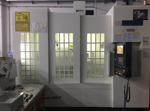 Kitamura Mycenter 4XİF high speed machining center