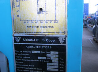 TACI ARRASATE PSR 100 P80719046