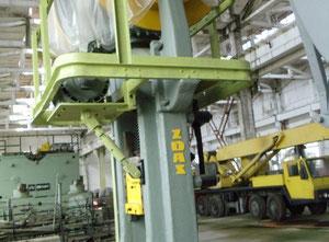 Zdas LVP 1000 Forging press