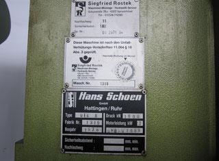 HANS SCHOEN UTE-B (UVV) P80720112